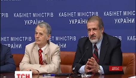 Місце Барни в парламенті займе Рефат Чубаров