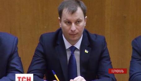 Порошенко призначив Степана Барну новим губернатором Тернополя