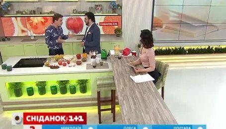 Комаров навчив Сенічкіна готувати справжні такос