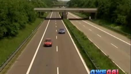 Немецкие дороги для иностранцев станут платными