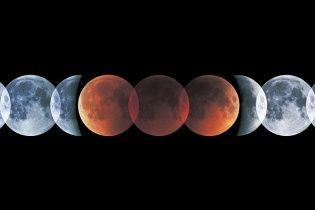 Експерти розповіли, чого чекати від місячного затемнення