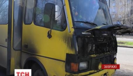 У Запоріжжі даішники запобігли трагедії у пасажирському автобусі