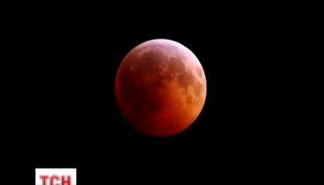 Завтра пройде найкоротше повне місячне затемнення за століття