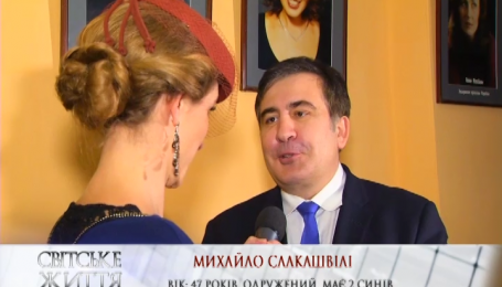 Саакашвили не интересуется жизнью родного брата, живущего в Киеве