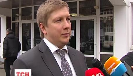 Голову Нафтогазу Андрія Коболєва понад дві години допитували у МВС