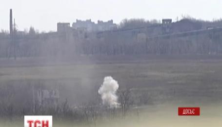 Боевики обстреляли окраины Донецка из танков