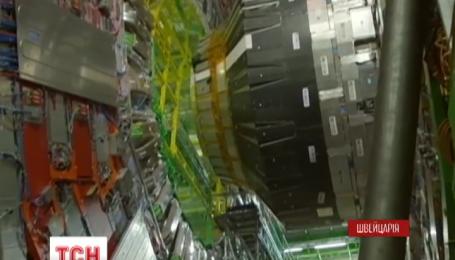 После двухлетнего перерыва заработал Большой адронный коллайдер