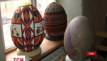 У Львові відкрили галерею писанок