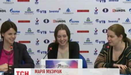 Мария Музычук одержала победу на Чемпионате мира по шахматам