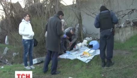 "В Одессе милиция обезвредила ""тайник-склад"" террористов"