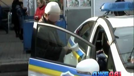 В Днепропетровске пассажиры пожаловались в милицию на пьяного водителя маршрутки