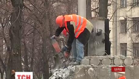 В Харькове СБУ задержала предполагаемого организатора взрывов в городе