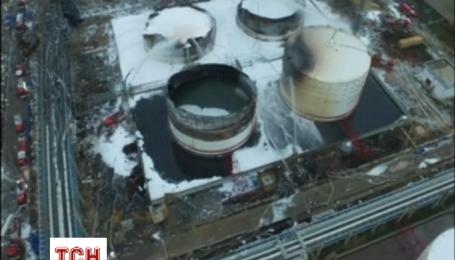 Пожежа на хімічному заводі в Китаї спалахнула вдруге