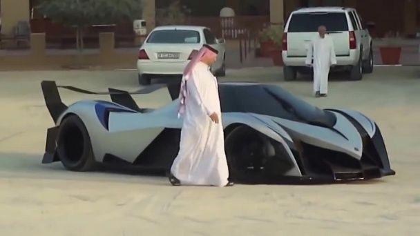 ТОП-10 самых быстрых авто на планете