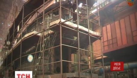 Атомную подводную субмарину, которая занялась в России, решили затопить