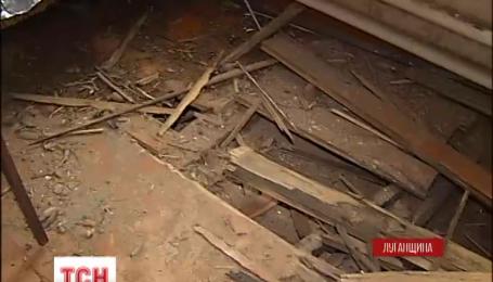 4 обстріли та одне бойове зіткнення протягом доби зафіксували на Луганщині