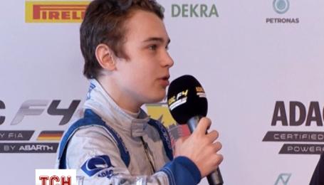 Син Міхаеля Шумахера вперше виступатиме на Формулі-4