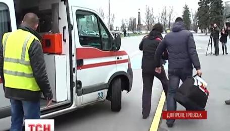 Пять украинских воинов поставили на ноги литовские врачи