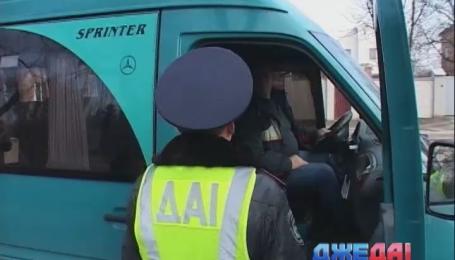 В Виннице гаишники задержали водителя маршрутки «под кайфом»