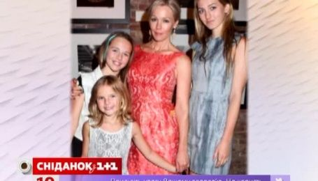 Актриса Дженни Гарт в третий раз выходит замуж