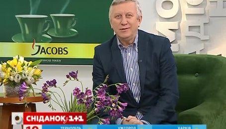 """Горянский рассказал закулисные секреты сериала """"Последний москаль"""""""