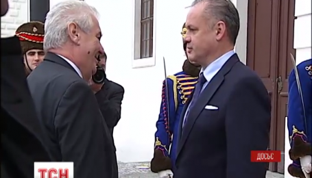 Чешский президент приедет в Москву 9 мая, но на парад не пойдет