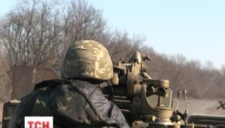 Вопреки Минским договоренностям боевики на Донбассе применяют запрещенное оружие