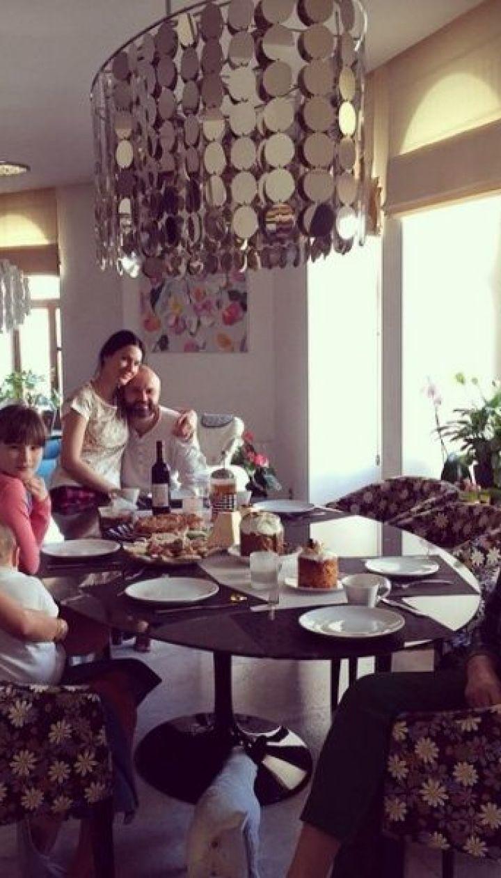 Семья Маши Ефросининой @ Instagram