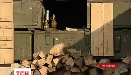 На Великдень бойовики обстрілювали селища Луганщини