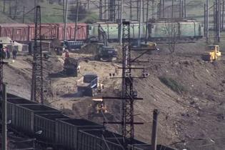 Залізничники відзвітували про створення стратегічного для Європи тунелю у Карпатах