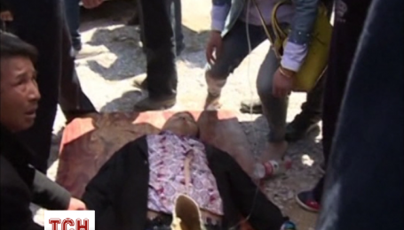 Два человека погибли и еще 15 получили ранения в Китае на празднике цветов