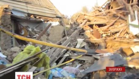 В Мелитополе взорвался жилой дом, есть пострадавшие