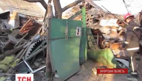 В Мелитополе взорвался жилой дом