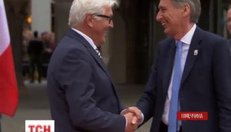 В Германии открылся саммит стран Большой семерки
