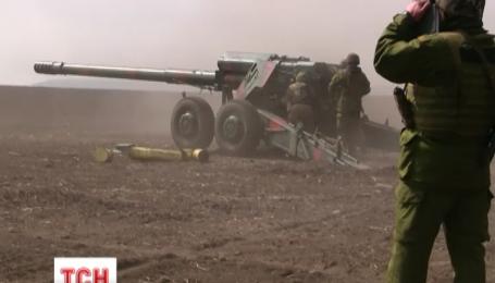 Бойовики на Донбасі нарощують активність