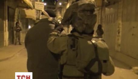 Ізраїльські сили заарештувати декілька десятків прихильників ХАМАС