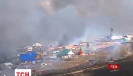 Российская прокуратура возбудила уголовные дела из-за лесных пожаров