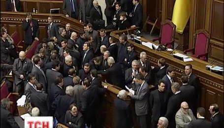 В Генпрокуратуре обвиняют Конституционный суд в подделке подписей депутатов