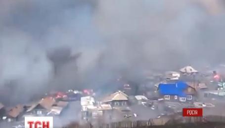 Российская прокуратура возбудила уголовные дела против чиновников из-за лесных пожаров