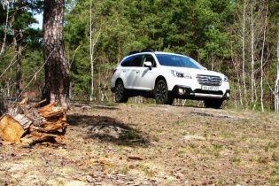 Тест-драйв Subaru Outback: На все случаи жизни