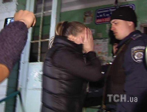 Невестку Калашникова ограбили возле дома