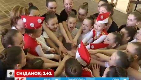 Хмельницкий - мажорет-спорт и театр одного актера