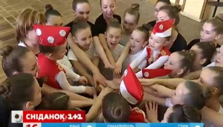 Хмельницький - мажорет-спорт і театр одного актора