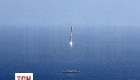 SpaceX обнародовала видео взрыва ракеты-носителя