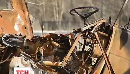На Луганщине боевики из гранатометов обстреляли украинский опорный пункт