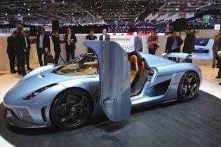 ТОП-7 самых дорогих авто в мире