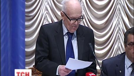96-літнього Бориса Патона переобрали президентом НАНУ