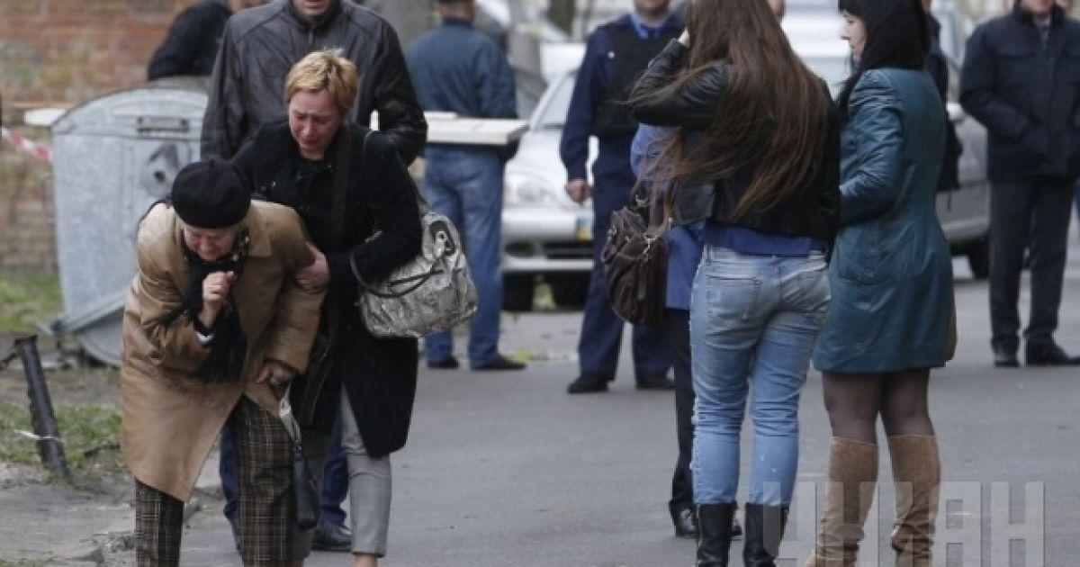 В Киеве отчитались об ухудшении криминогенной ситуации. Инфографика
