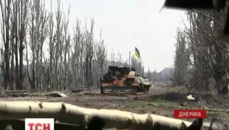 25 разів за останню добу бойовики відкривали вогонь у зоні АТО