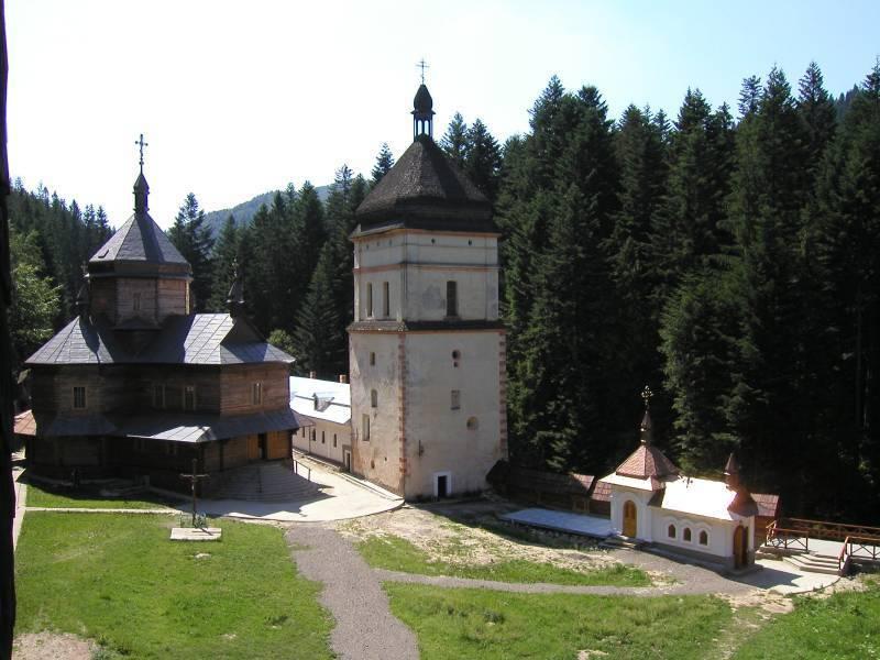 Хрестовоздвиженський Манявський чоловічий монастир